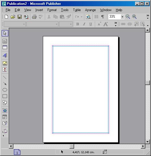 Как на компьютере сделать рамку на листе